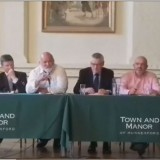 Austerity Question to Dave Yates at Hungerford Hustings Thursday 1st June